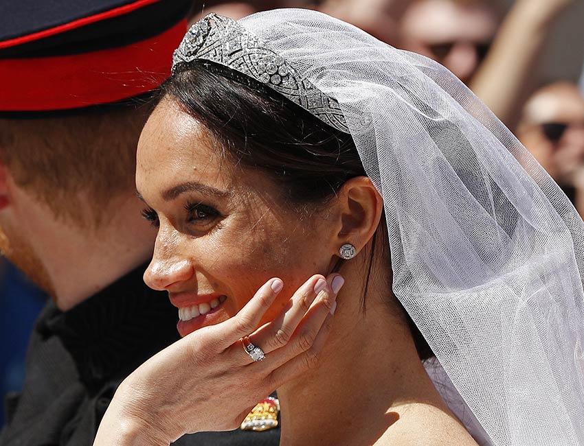 Las Joyas de la Boda Real del Príncipe Harry y Meghan Markle